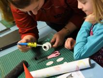 Workshop zum Silvestermodellraketenstart 2016